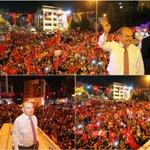 Saraçhane, Vatan Caddesi, Sultangazi ve Gaziosmanpaşada demokrasi nöbetimiz devam etti. https://t.co/70tunItiQp https://t.co/qQ1z2cKzom