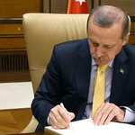 #CumhurBaşkanımız @RT_Erdogan 9 kanunu onayladı. https://t.co/TyAaz5lZYh