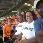 Marlins game with the fam Fish vs. Phillies https://t.co/Y6NqL7NHQD