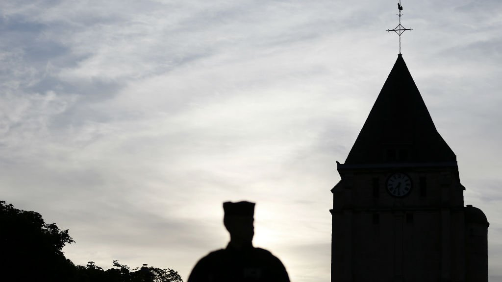 Deadly church attack casts spotlight on religion in secular France