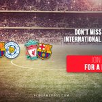 Ready for the @IntChampionsCup ? Warm-up with Barça GamePass FOR FREE! https://t.co/Zs0hnGYqJD #ICC2016 https://t.co/I7wt8VtYMs