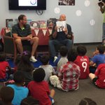#ReadingIsFun with Colby Lewis & Eric Nadel at the Arlington Library. 📚 https://t.co/AEQyRhqEzS
