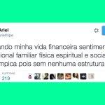 Aparentemente a vida dos brasileiros está tão bagunçada quanto a Vila Olímpica https://t.co/R59x4BxlRl https://t.co/v1lQMRuZKd