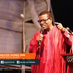 Our Evening session has began. Its all about Gods MERCIES, FAVOR AND GRACE. #GW2016 https://t.co/6QjsN8XbTi