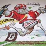 He captured the Bulldawg Nation w/ humor & humanity. What a legacy Jack Davis! https://t.co/42CfZo9PQf @onlineathens https://t.co/Q0ADwq8hHi