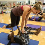 Feeling stressed? Come to yoga today at 5:30 with Alex! #UGA #FitnessClassBlast https://t.co/SnrTyC9dzA
