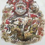 Another classic from Jack Davis. #RIP #GoDawgs https://t.co/7QufvtmMOs