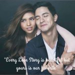 Aldubnation will agree that your love story is our favorite. @aldenrichards02 @mainedcm #ALDUB54thWeeksary https://t.co/5P5p0gHxX6