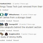 Other things Texas Tech just removed from their stadium: https://t.co/oMaxCYb7vD