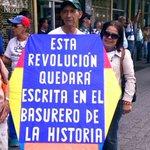 En Venezuela, al final no hubo ni patria, ni socialismo, solo muerte. La revolucion de la miseria. https://t.co/XLUyqGlc2t @Cual_Democracia