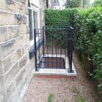A completed lightwell for a cellar conversion in Sheffield #kprs #sheffieldissuper #barnsleyisbrill #rotherham #damp https://t.co/p7BHgqDPWI
