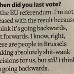 Shaun Ryder in the new @QMagazine: the best position on #Brexit https://t.co/A6S2eL8RrZ