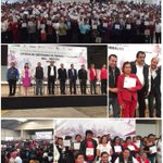 Con @JGutierrezCasas en la Entrega de Certificados de primaria y secundaria en Pachuca y Tizayuca. https://t.co/bEtZ6jZheI
