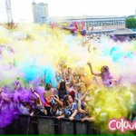 Some amazing shots of @ColourClashNP over on the Newport Events page on FB. Pop over and tag yourself in! https://t.co/uEKL7wxavc