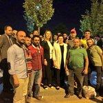 Cumhurbaşkanlığı Külliyesinde Trabzon Oflu kardeşlerimizle #NöbeteDevam ediyoruz. #MeydanlarMilleteEmanet https://t.co/hPPwovvOjB