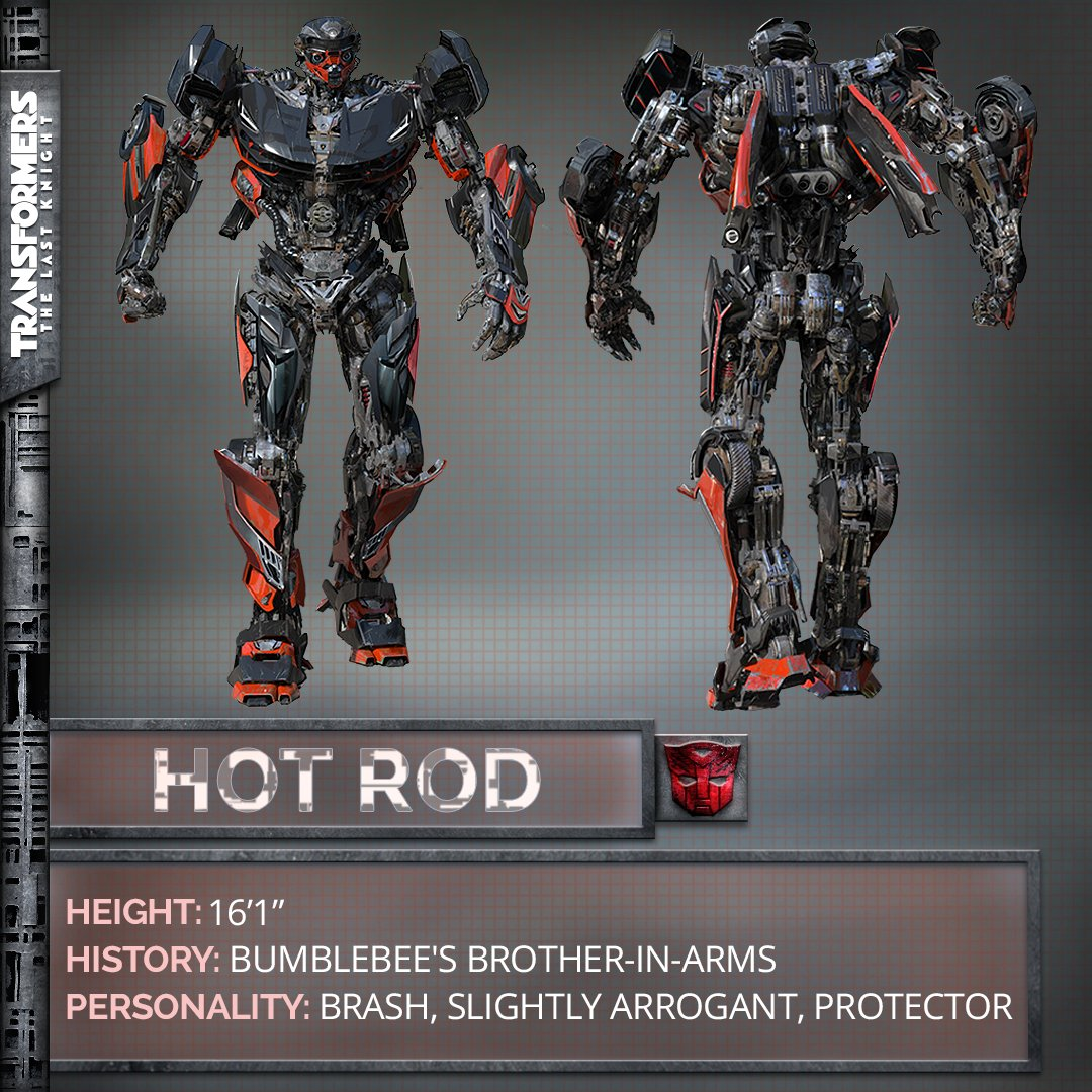 Hot Rod: This is no cartoon. #transformers https://t.co/6cF83EnhgD