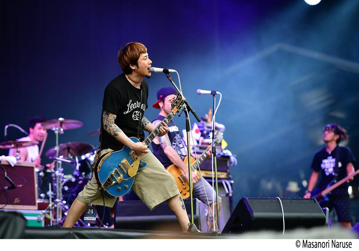 [写真追加]「20回目の「FUJI ROCK FESTIVAL」に12万5000人が来場」の記事に写…