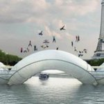 Jalo! Trampoline bridge en París 🇫🇷 https://t.co/nTguoGFYgG