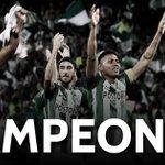 #ATENCIÓN @NacionalOficial es el campeón de la #CopaLibertadores2016 ¡Felicitaciones! https://t.co/FIsgdNJRpB