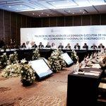 Hoy participé en la instalación de la Comisión Ejecutiva de Hacienda de @Conago_Oficial. https://t.co/I7MKMOBHyz