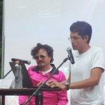 @SecuGro Carlos Ortiz y Giovani Rodriguez leen #Poesía en Escritores en Verano, batallas literarias en #Acapulco https://t.co/QWpC8GuE3I