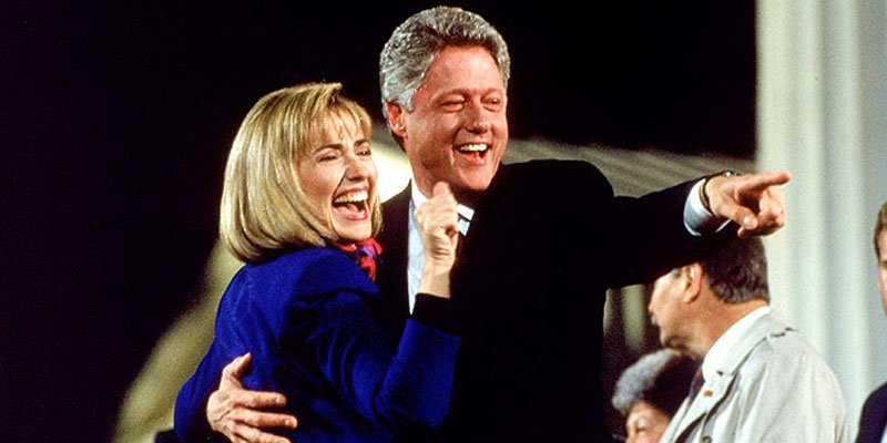 Why Bill Clinton is tailor-made for the job of 'First Gentlemen'