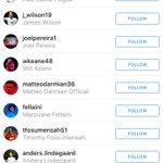 Photos: Chevrolet (#mufc sponsor) have followed Paul Pogba on Instagram [via @hesham786] https://t.co/FnKH8tFtwG