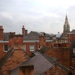An office room with a view #Nottingham https://t.co/juYYrx9gtq https://t.co/ckylpH6rDX
