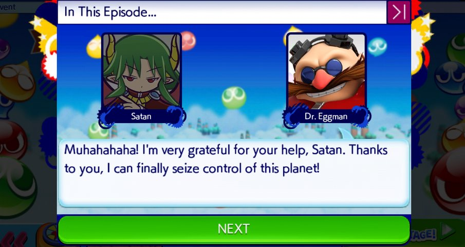 Sonic Runners is officially offline today.  It's the game where Eggman got help from Satan. https://t.co/U5RFjSNTZG