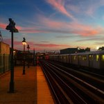 NYC #sunset from the Bronx by @EricEDunn #newyork #NYC https://t.co/OWTwu6pxWj
