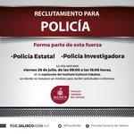 Los invito al reclutamiento para #policía que tendremos el próximo viernes: https://t.co/4DU1Pu2IM9 https://t.co/c7BsdNjMsT