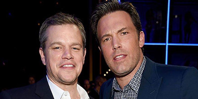 Matt Damon agrees he is a good card player—but 'not Ben Affleck good'