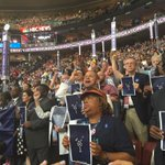 The South Carolina delegation during the tribute to Charleston shooting victims https://t.co/Tp1VrgXIoC