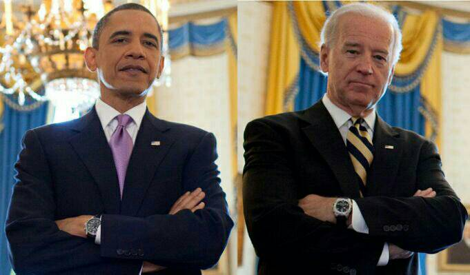 "Joe declares, ""Barack and I married way up"" #demsinphilly #DemConvention https://t.co/gInb0iChyq"