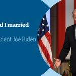 @guardian: Joe Biden pays tribute to Jill Biden and Michelle Obama. Watch live:... https://t.co/cCcA40qsSR https://t.co/N4Ejpnw89X
