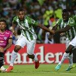 Termina el primer tiempo en el Atanasio Girardot. Con gol de Borja, @nacionaloficial vence 1-0 a @IDV_EC en la Final https://t.co/cOtIWjvtW6