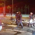 Por causa de manifestações, a celebração do revezamento em Angra dos Reis foi cancelada https://t.co/yhaGjfIxSL https://t.co/vhYwuCMpVm