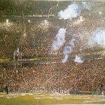 65.000 hinchas colmaban las gradas de la Bombonera aquel 27 de julio de 1979, cuando Olimpia conquistó América. https://t.co/YtvFGTHpHY