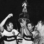 Hoy hace 37 años, Olimpia se convertía en el 1er equipo distinto a Boca en celebrar una Libertadores en la Bombonera https://t.co/FgAow5AcaO