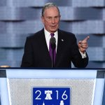 """Im a New Yorker and I know a con when I see one,"" Michael Bloomberg tells #DemsInPhilly https://t.co/isyIz7lSCq https://t.co/iGWTsrQHCz"