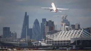 London City Airport granted pounds;344m expansion