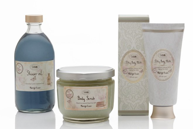 SABONの夏限定の香り「マンゴー・キウイ」のシリーズが今年も登場。 buff.ly/2awFRxm…
