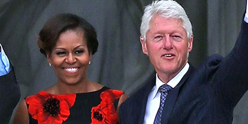 State dinners, easter egg roll—DNC delegates offer First Gentleman advice for Bill Clinton
