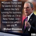 .@MikeBloomberg: The richest thing about Donald Trump is his hypocrisy. https://t.co/yMlj4bbL7O #DemsInPhilly https://t.co/Zax5GFnACr