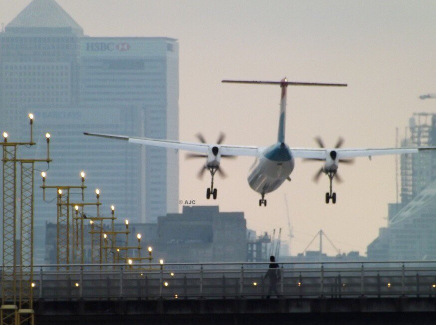 pounds;344m Expansion Announced For London City Airport