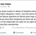 Alan Gaitan, mi único héroe en este lío. https://t.co/NRZCDg1dLk