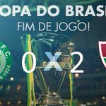 Fim de papo! O @FluminenseFC derrotou o Ypiranga e avançou na Copa do Brasil https://t.co/3H1YRQ0Dqc