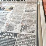 Überraschung! Im Interview mit @BILD outet sich Polens heimlicher Herrscher Jaroslaw #Kaczynski als #Merkel-Fan! https://t.co/uv7FSNAGuk