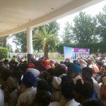 this huge crowed of people Proved That People of punjab want Captain di sarkaar #JalandharVichCaptain https://t.co/8qMeCUv9XN