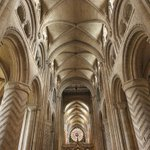 #DYK 65,000 tonnes of sandstone were used to build @durhamcathedral! Discover more this Sat https://t.co/xqmOuCoJSS https://t.co/9nMG41FdOV